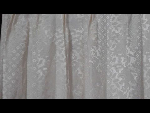 How To Make Curtains Easily At Home - DIY Crafts Tutorial - Guidecentral