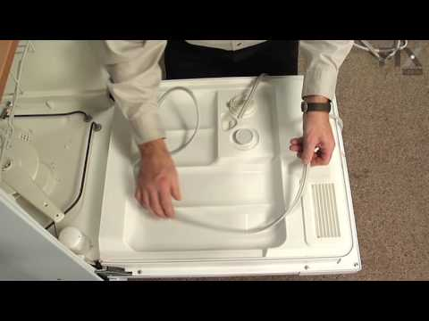 GE Dishwasher Repair – Replace the Door Gasket