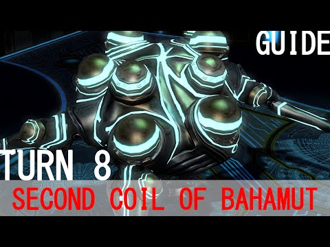 Final Fantasy XIV: A Realm Reborn ♠ Second Coil of Bahamut Turn 8 Guide