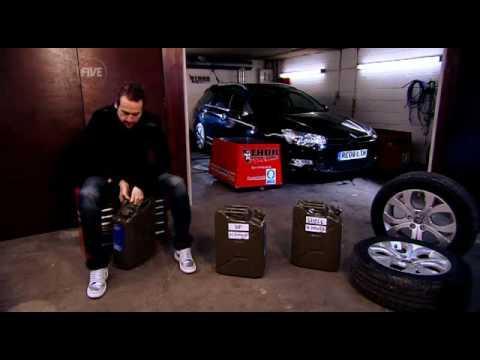 Fifth Gear - series 15 episode 4, premium diesel test