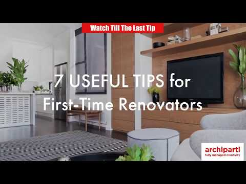 Renovation Realities | Tips for First Time Renovators (Top 7 Tips!)