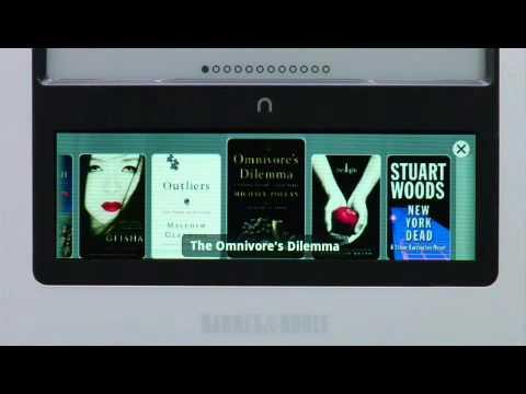 Nook: Barnes & Noble ereader