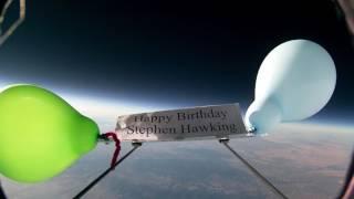 Stephen Hawking 75th Birthday Tribute