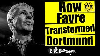 How Lucien Favre Transformed Dortmund | Can Dortmund Win The Bundesliga | Dortmund 2018/19