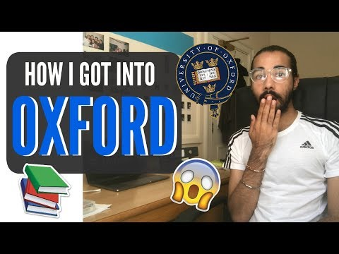 HOW I GOT INTO OXFORD UNIVERSITY || Interviews, Colleges, Tests!