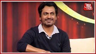 Nawazuddin Siddiqui ने अपनी फ़िल्मी सफर पर Kumar Vishwas से  की खुलकर बात | KV Sammelan