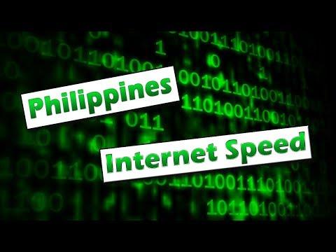 Philippines Internet Speed Sucks! (2018)