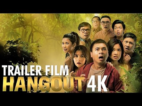 TRAILER FILM HANGOUT (di bioskop 22 Desember 2016)
