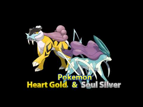 ♪ Pokemon Heart Gold & Soul Silver - Raikou and Suicune Battle Theme Combined EXTENDED ♫