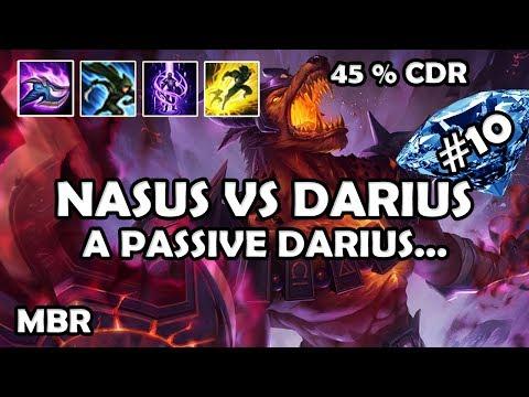 Infernal Nasus Vs Darius | StormRaiders Surge 45% | Road To Diamond #8