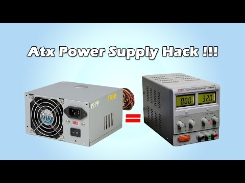 Diy Bench power supply part #1