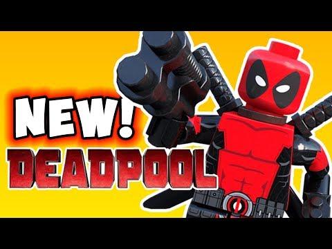 Deadpool Battle Arena! LEGO Marvel Superheroes 2