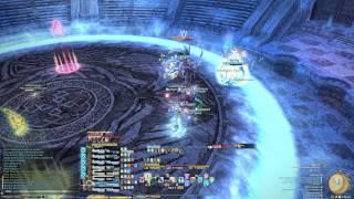 FFXIV: Heavensward - Shiva Extreme Solo kill (SCH) - PakVim
