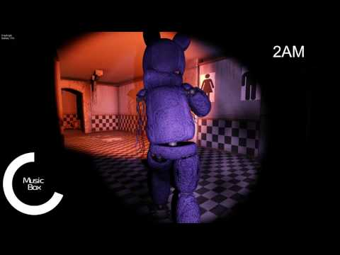 OVERNIGHT 2 : Free Roam Fnaf 2 3D Night 1&2