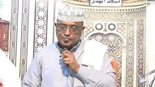 Su'aalo Iyo Jawaabo  Masjidka Hudaa 2019 Sh.Dirir