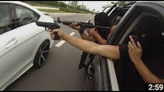Thugs Shoot Up Rapper  Boo Gotti Kasino Car After Turning Down Rap  Feat..DA PRODUCT DVD