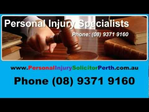Personal Injury Solicitor in Joondalup, Perth, WA  - Legal Case Studies