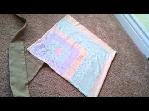 Chic on the Cheap: Save My Quilt!