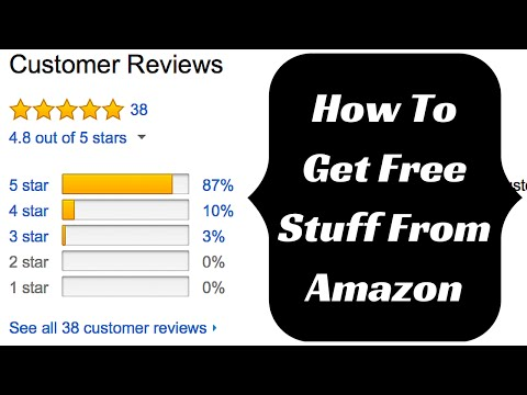 The Business of Amazon Reviews & Free Stuff