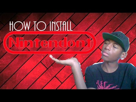 How to Install Nintendont for Homebrew Channel: 2017 Tutorial