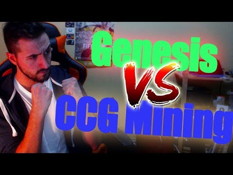 Most Profitable Cloud Mining Contracts | CCG Mining VS Genesis Mining
