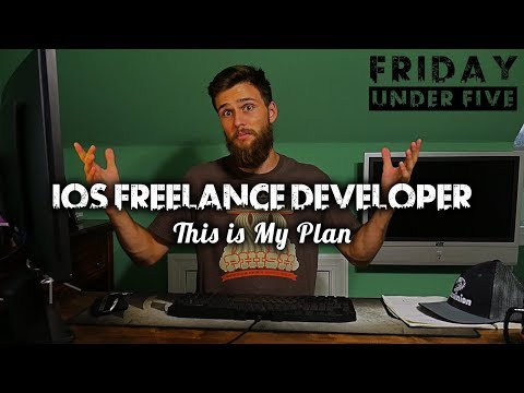 How I Plan to Become an iOS Freelance Developer