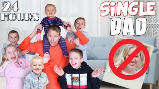 Download FATHER'S WORST NIGHTMARE: 24 Hours with 6 Kids and NO MOM Challenge Video