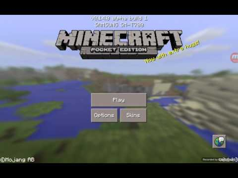 How to Download Minecraft 17.0 on Android!!!!!!!!! (FOR FREE)