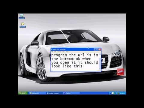 How to change what your start button says (windows xp)