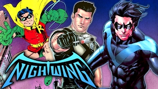 Nightwing Movie - WHO IS NIGHTWING? Who will play Dick Grayson in Batman Spinoff?