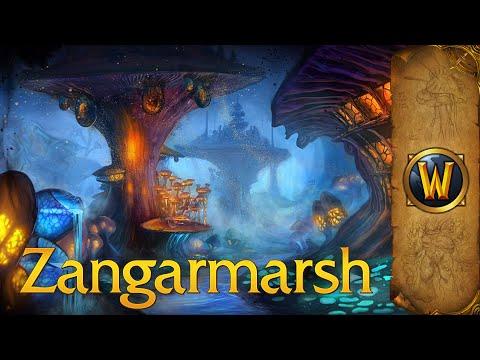 World of Warcraft - Music & Ambience - Zangarmarsh
