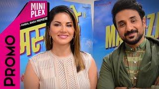 Sunny Leone & Vir Das Promotes
