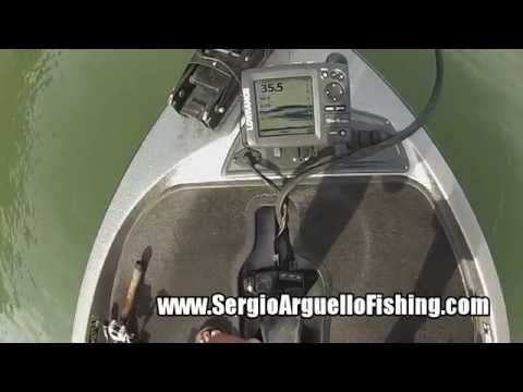 Summer Bass Fishing Vol. 4- Using your electronics to find the bait
