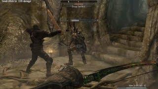 Skyrim Gameplay - In search of Karliah, Snow Veil Sanctum