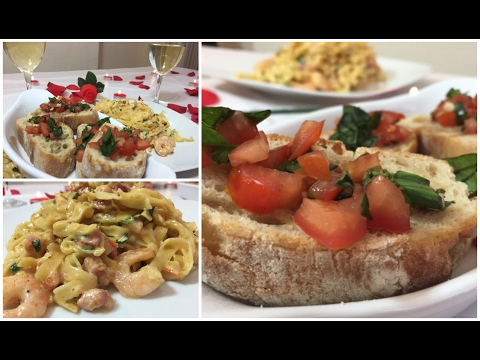 VALENTINE'S DAY DINNER FOR TWO- 2 COURSE MEAL- VERY EASY