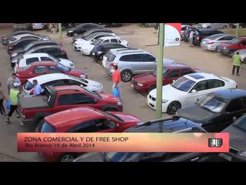 ZONA COMERCIAL Y FREE SHOP RIO BRANCO