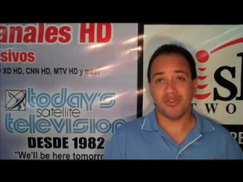Dish Network Puerto Rico Today's Television