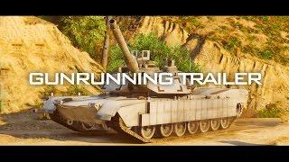 GTA 5 ONLINE - GUNRUNNING DLC FAN-MADE TRAILER! (GTA 5 MILITARY DLC)