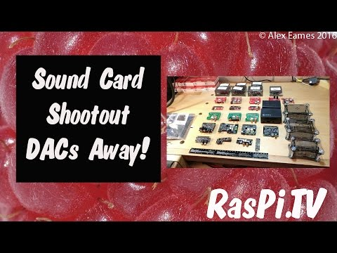Raspberry Pi DAC Review