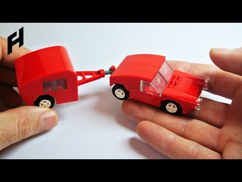 How to Build a Car with Caravan (MOC)