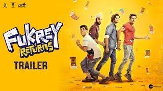 Fukrey Returns | Trailer | Pulkit Samrat | Varun Sharma | Manjot Singh | Ali Fazal | Richa Chadha