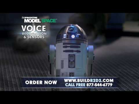 Build Your Own R2-D2 by DeAgostini ModelSpace