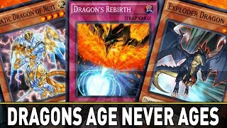 Yu-Gi-Oh! Duel Links (Hieratic Dragon of Asar) Dragon Meta [KOG]