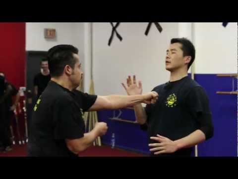 Bei Dou Kung Fu Chicago Class Demo