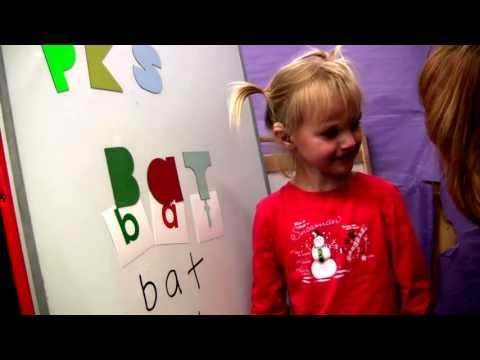 Speaking to Spelling to Reading to Writing: Preschoolers & Deaf Children
