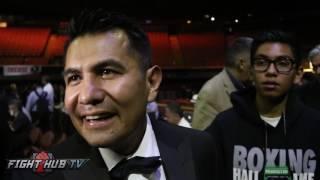 """Marco Antonio Barrera """"Manny Pacquiao Got Robbed"""" Talks Garcia vs Broner"""