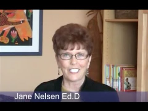 Five Criteria for Positive Discipline With Parenting Expert Dr. Jane Nelsen