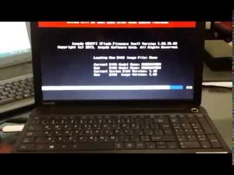 Toshiba C50-A630 downgrade to  تنصيب ويندوز 7 على جهاز توشيبا لا يقبل اقل من 8
