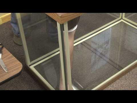 Glass Aquarium Silicone Reseal