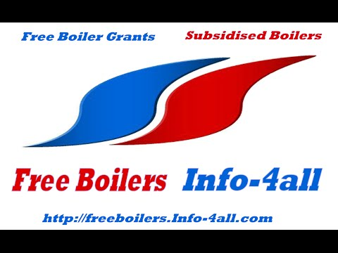 Free Gas Boilers Government Grants for UK Residents